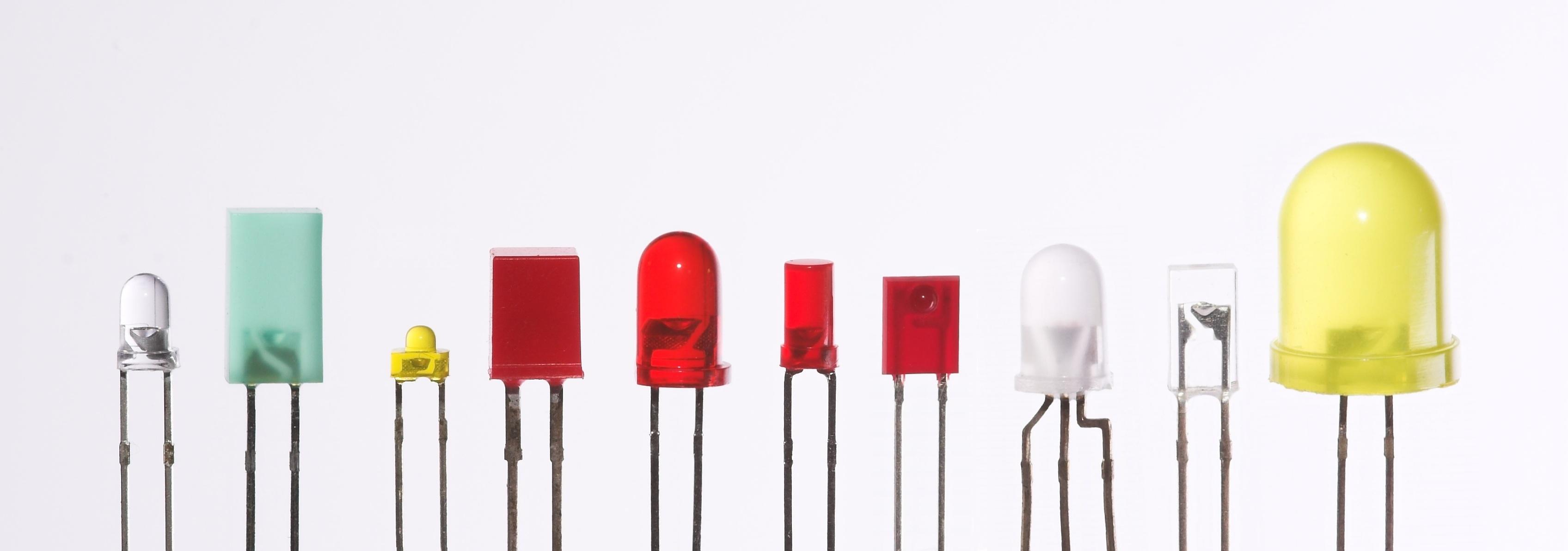 lampki sygnalizacyjne LED
