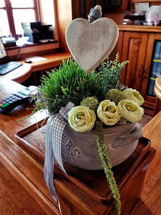 gąbki florystyczne